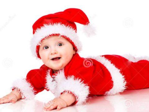 Quần áo noel cho trẻ sơ sinh đẹp chất lượng