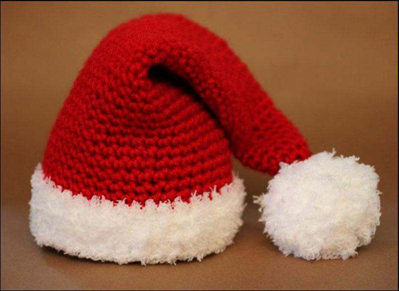 Mũ len ông già noel