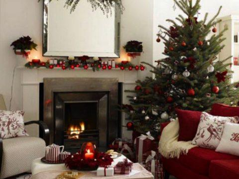 Trang trí Noel giáng sinh đơn giản mà đẹp