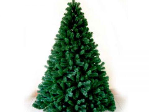 Cây thông noel 3 lá, Mẫu cây thông trang trí giáng sinh 3 loại lá