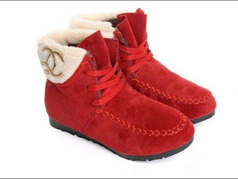 Giày ông già noel, mẫu giày giáng sinh cho bé và người lớn