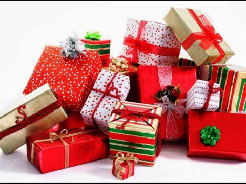 Hộp quà noel cho cây thông, Bán hộp quà giáng sinh đẹp